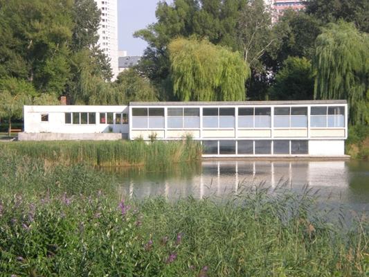 Korea Kulturhaus, Donaupark, Vienna
